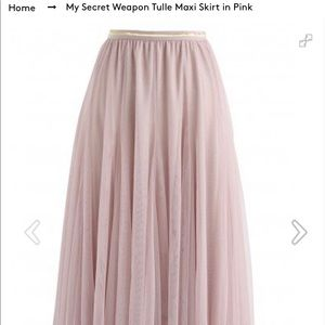 Carrie Bradshaw wants her skirt back! Size S